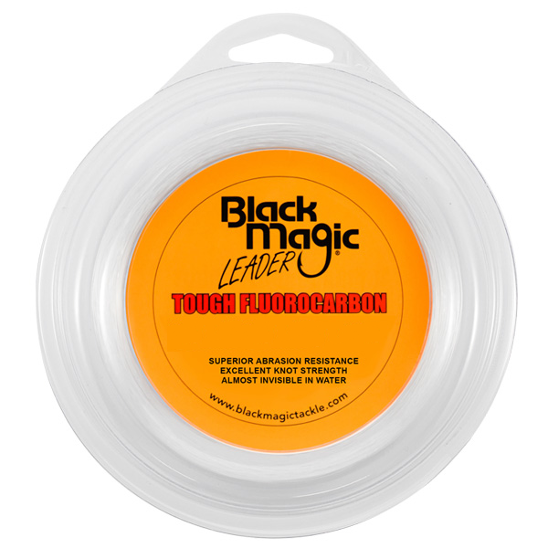 Black Magic Tough Flurocarbon Leader