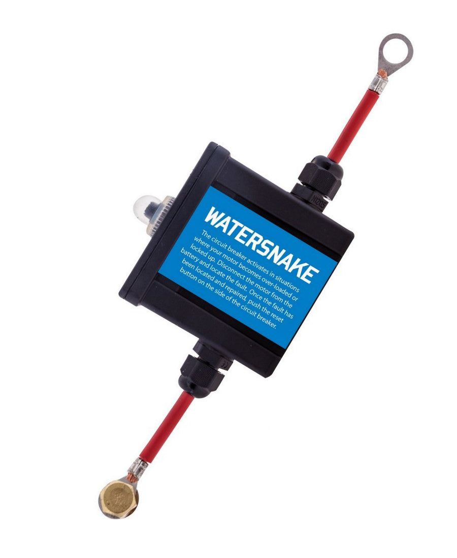 Watersnake 50 Amp Circuit Breaker to Suit Electric Motors
