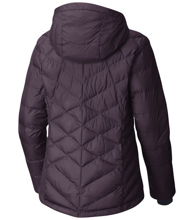 Columbia Heavenly Insulated Womens Hooded Jacket Dusty Purple