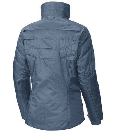 Columbia Kaleidaslope II Womens Blue Heron Insulated Jacket