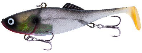 Berkley Shimma Shad 100mm 25g Soft Vibe Lure
