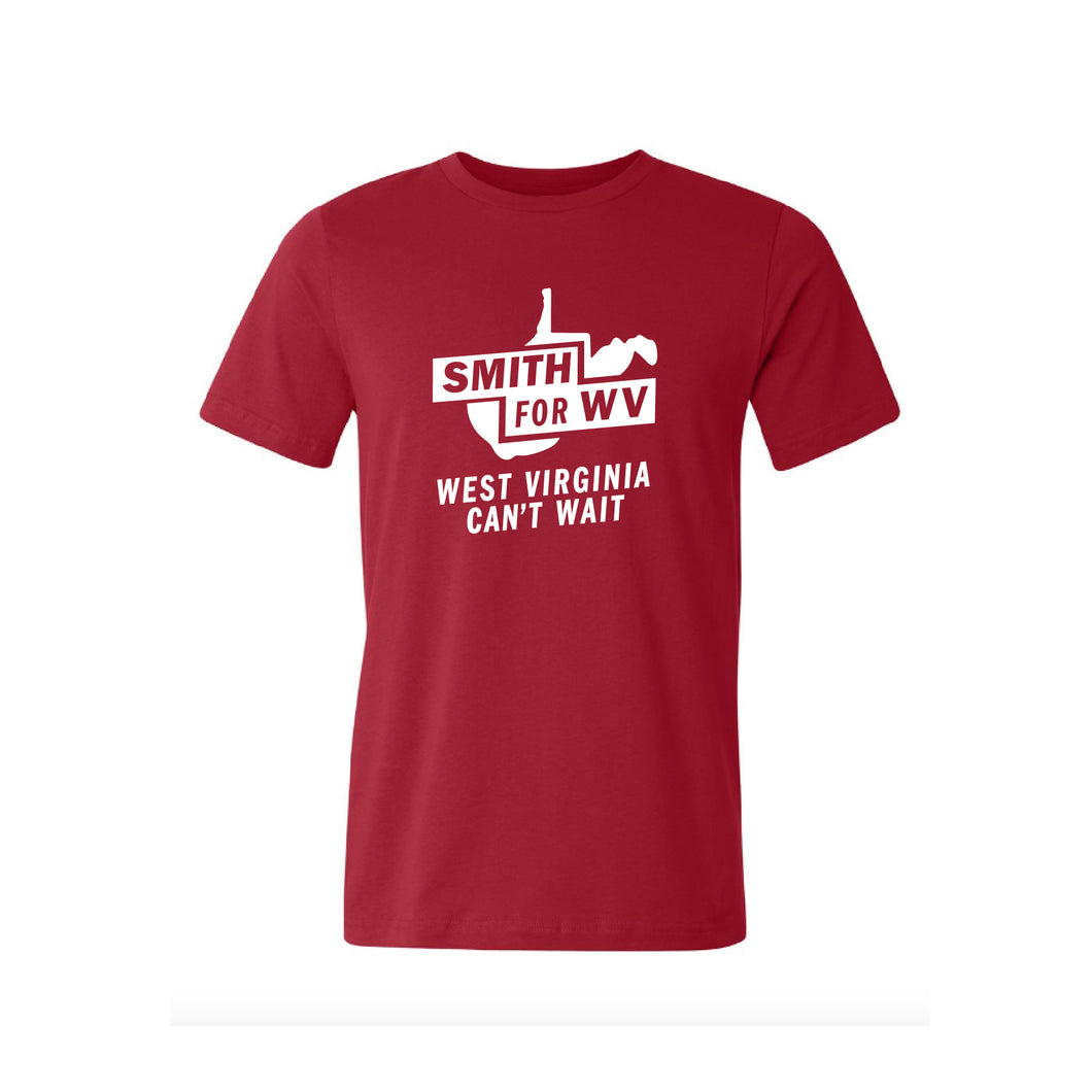 Smith for WV T-shirt
