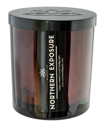 LARGE - Scents of Northern Exposure - Crystal Smelling Salts Australia