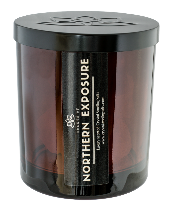 Scents of Northern Exposure - Centrepiece Jars - Crystal Smelling Salts Australia