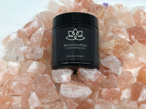 Rejuvenating Crystal Smelling Salts - Crystal Smelling Salts Australia