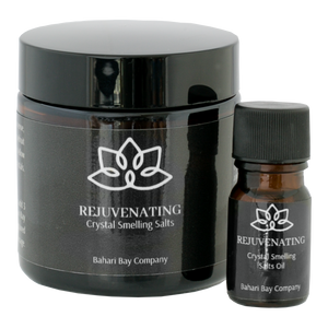 Rejuvenating Crystal Smelling Salts - Travel Jars - Crystal Smelling Salts Australia