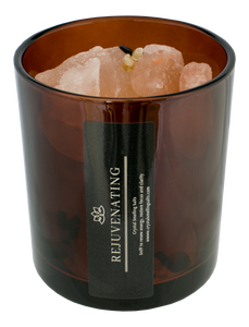 Rejuvenating Crystal Smelling Salts - Centrepiece Jars - Crystal Smelling Salts Australia
