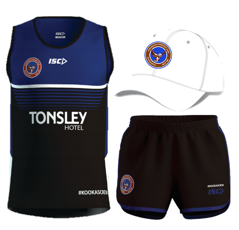 Senior Training Pack 1 (Womens)