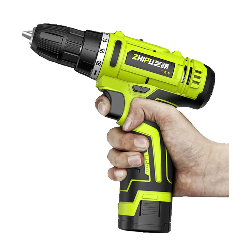 Germa rechargeable 12V multi-function household drill