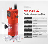 Trimming machine woodworking tools multi-function machine