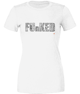 Funked Up Ladies T-Shirt