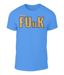 Spooky As Funk Mens T-Shirt - Royal Blue