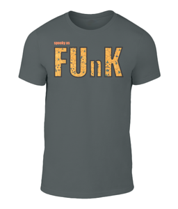 Spooky As Funk Mens T-Shirt - Black