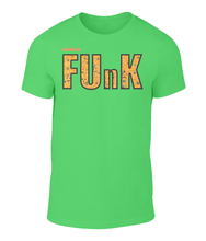 Load image into Gallery viewer, Spooky As Funk Mens T-Shirt - Kelly Green