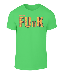 Spooky As Funk Mens T-Shirt - Kelly Green