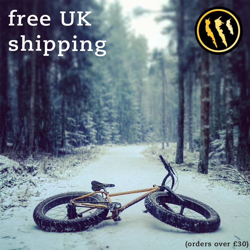Free UK Shipping on orders over £30
