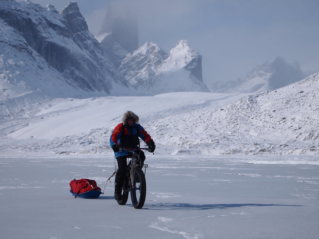 Review: Ben Rockett tests Wildcat Snow Leopard on Baffin Island in the Arctic Circle