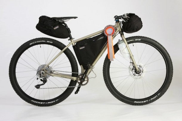 Bespoked - Best Touring Bicycle