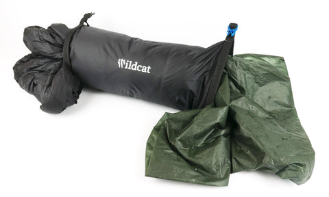 Wildcat Double Ended Drybag 8L Black