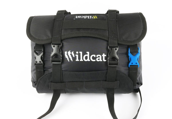 Wildcat Double Ended Drybag 13L Black