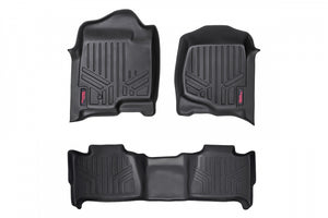 HEAVY DUTY FLOOR MATS [FRONT/REAR] - (07-13 CHEVROLET TAHOE) - JK Performance