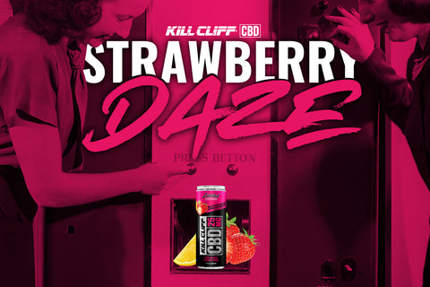 KILL CLIFF CBD STRAWBERRY DAZE