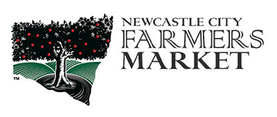 Newcastle City Farmers Market logo