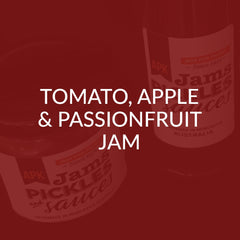 Tomato, Apple & Passionfruit Jam