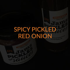 Spicy Pickled Red Onion