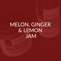 Melon, Ginger & Lemon Jam