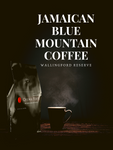 Jamaican Blue Mountain Coffee (Certified Wallenford®)
