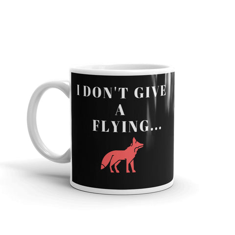 I Don't Give A Flying Fox Coffee Mug