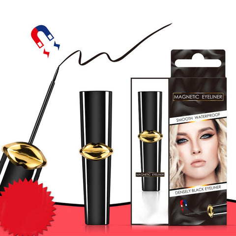 New Magnetic Liquid Eyeliner Waterproof Sweat-proof Fast Drying