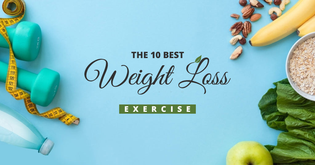 The 10 Best Weight Loss Exercises