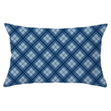 Fuwatacchi Christmas Plaid Throw Pillow Cover Geometric Cushion Cover Polyester Pillowcase for Home Sofa Decorative Pillow 30*50