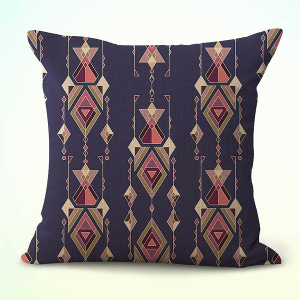 set of 2 cheap cushion covers south-western geometric cushion cover