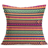 "17"" Geometric Pillow Case Cushion Cover Waist Throw Pillow Slip Sofa Decoration"