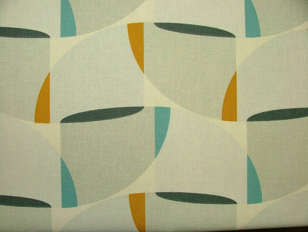 "14"" 16"" 18"" 20"" New Cushion Cover Grey Blue Mustard Geometric Print Handmade"