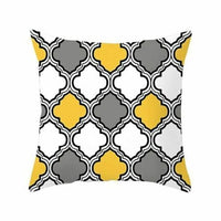 1 Pc Diamond Wave Cushion Covers Geometric Throw Pillow Case for Home Chair Sofa
