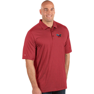 MENS QUEST POLO TALL