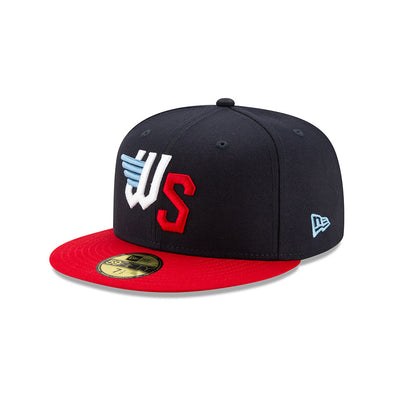 ON-FIELD 59FIFTY CAP-ROAD