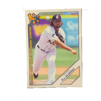 2019 BABY CAKES TEAM CARD SET