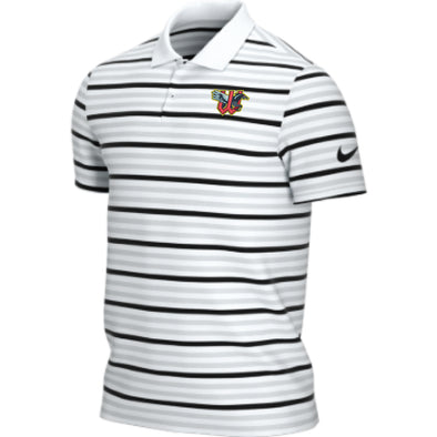 VICTORY STRIPED POLO