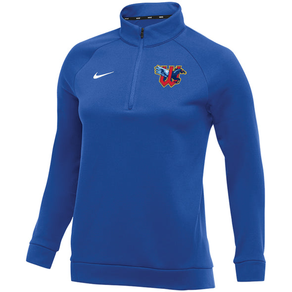 WOMENS THERMA 1/4 ZIP PULLOVER