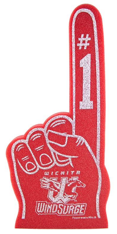 18IN FOAM FINGER