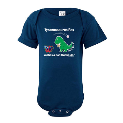 INFANT T-REX ONESIE
