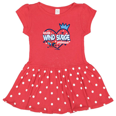 TODDLER PROFESSIONAL RIB DRESS