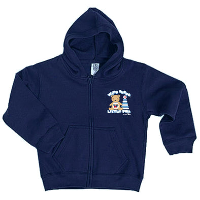 INFANT FULL-ZIP SWEATSHIRT