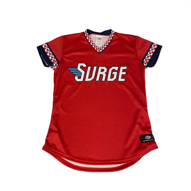 WOMENS ALT RED REPLICA JERSEY