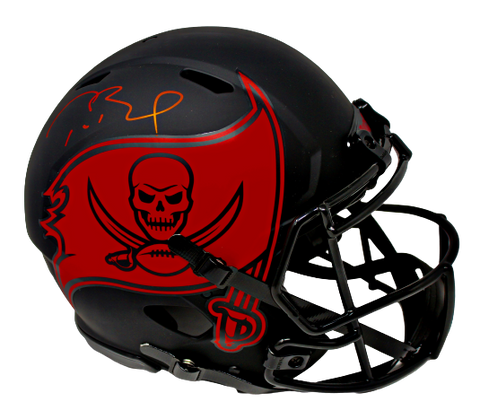Tom Brady Tampa Bay Buccaneers Signed Eclipse Speed Authentic Helmet Fanatics